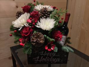 Happy Holidays  in Osoyoos, BC | POLKA DOT DOOR