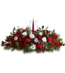 Happy Holidays Centerpiece TF86-2
