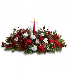 Happy Holidays Centerpiece TF86-2