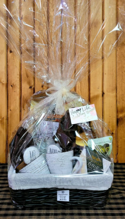 Happy life to you Two Gift Basket