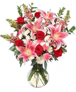 Make Her Smile Floral Delivery