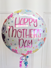 Happy Mother's Day mylar balloon