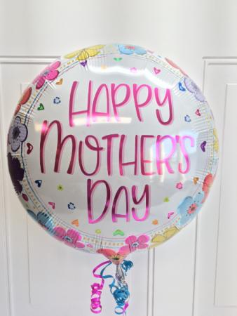 Happy Mother's Day mylar balloon
