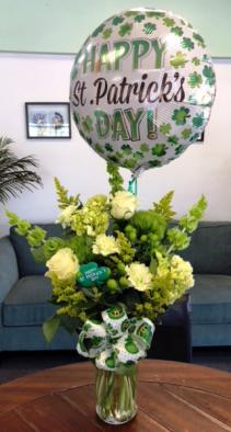 Happy Saint Patrick's Day Arrangement