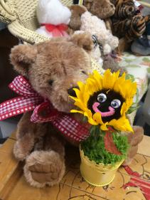 Happy Smiles & Teddy Back to School