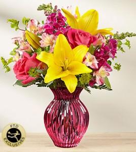 Happy Spring Bouquet