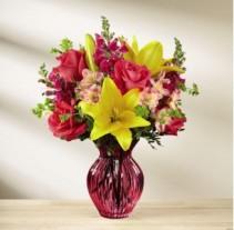 Warm Spring Bouquet