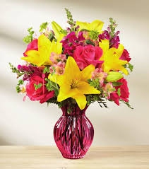 HAPPY SPRING BOUQUET MOTHER'S DAY