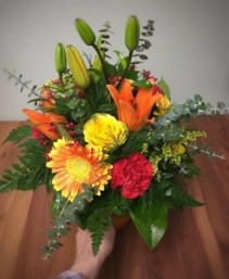 Happy Sunshine Arrangement