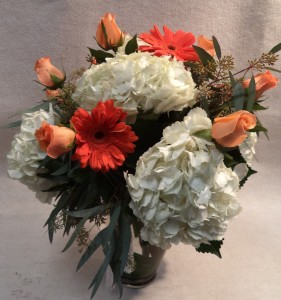 Happy Thoughts Mixed Vased Arrangement in Port Huron, MI | CHRISTOPHER'S FLOWERS