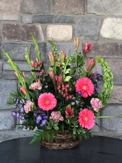 Happy Times to Remember Arrangement