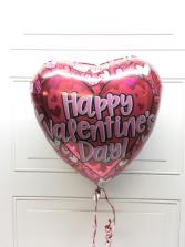 Happy Valentine's Day Mylar