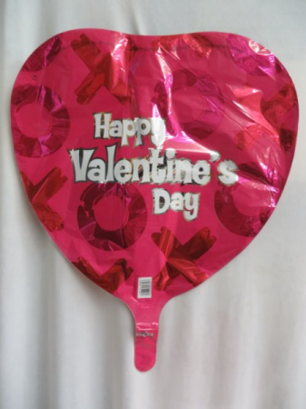 Happy Valentine's Day Mylar Balloon Mylar Balloon