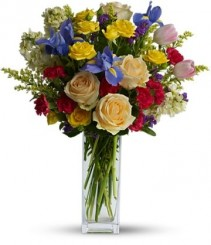Harmony of Hues Dazzling Bouquet