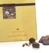 Harry London 8 oz chocolate box Gormet Chocolates