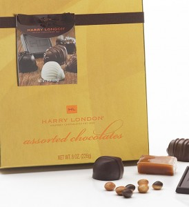 Harry London Assorted Chocolates Gift Item
