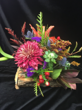 Harvest Arrangement Fall Flowers