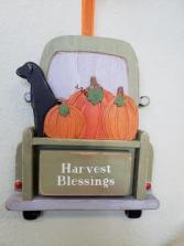 Harvest Blessings truck