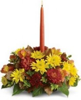 Harvest Blossoms Floral Centerpiece