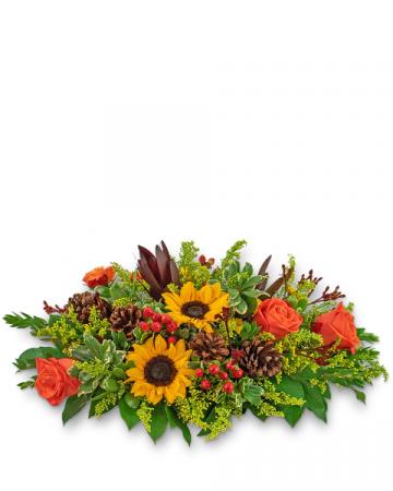Harvest Bounty Centerpiece Centerpiece