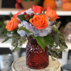 Harvest by the Sea Floral Arrangement  in Mattapoisett, MA | Blossoms Flower Shop