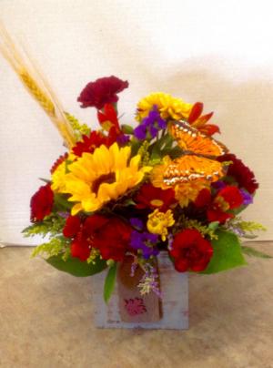Harvest Celebration Fresh in Osage, IA   Osage Floral & Gifts
