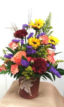 Harvest Greetings Everyday Arrangement