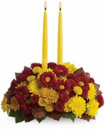 Harvest Happiness Centerpiece