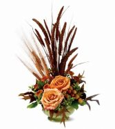 Harvest Home Fall Arrangement
