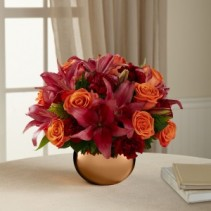 Harvest Hues Bouquet holiday