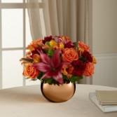 Harvest Hues Bouquet