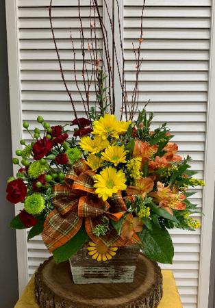 Harvest in Bloom