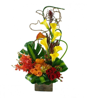 Harvest Spice Floral Arrangement