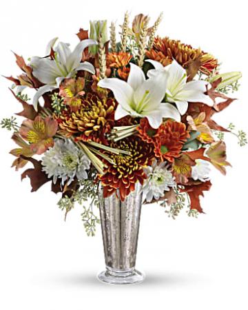 Harvest Splendor Bouquet