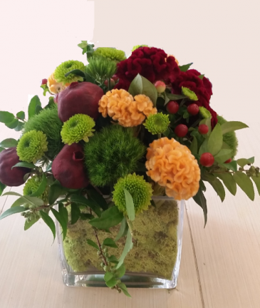 Harvest Time Arrangement