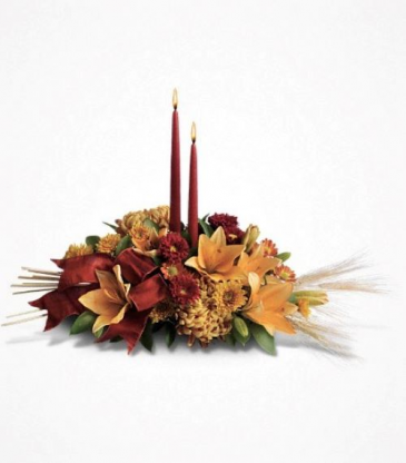 Harvest Wheat Centerpiece  T168-1A