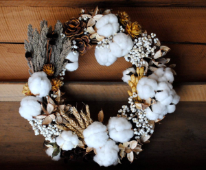 Harvest Wreath  in Homewood, AL | Homewood Flowers