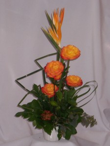 Hats Off To Summer-  Florists in Prince George BC, Local Flowers,  Local Florists:   AMAPOLA BLOSSOMS