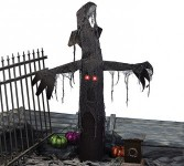 Haunted Hallways Halloween Tree Seasonal Gift