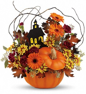 Haunted House Bouquet Teleflora