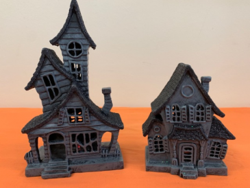 Haunted Houses Lighted Halloween Product