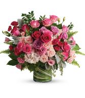 Haute Pink Bouquet HRS141B