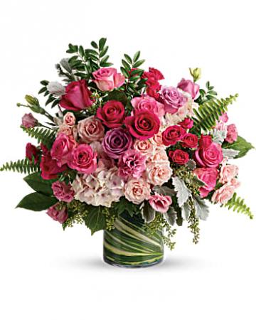 Haute Pink Vase