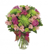 Have A Good Day All-around Floral arrangement
