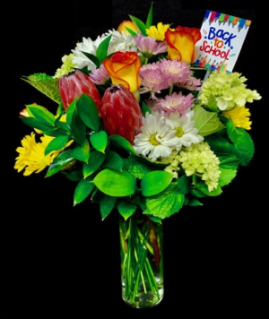 Have a Great School Year Mixed Floral in Plainview, TX | Kan Del's Floral, Candles & Gifts