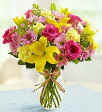 Have A Happy Day fresh flowers