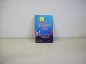 HAVE A POSITIVE DAY POEM BOOK GIFT in Detroit, MI | RED ROSE FLORIST