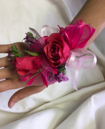 Have Fun!  Corsage