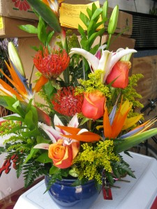Hawaiian Orange  in Hialeah, FL | JACK THE FLORIST