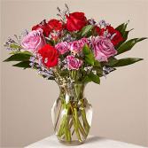 Head Over Heels Bouquet